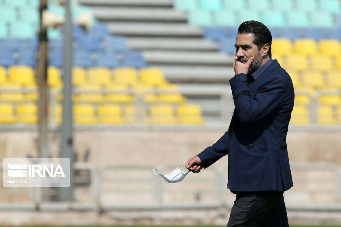 خبرنگاران پیروانی: امیدوارم با جام از قطر بازگردیم