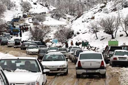 کدام جاده های ایران مسدودند؟