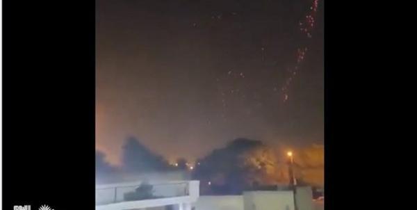 واکنش سفارت آمریکا به حملات راکتی امشب