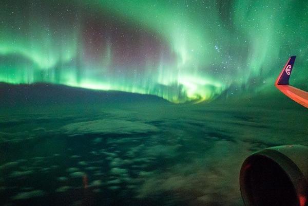 زیباترین مسیرهای پروازی در دور دنیا