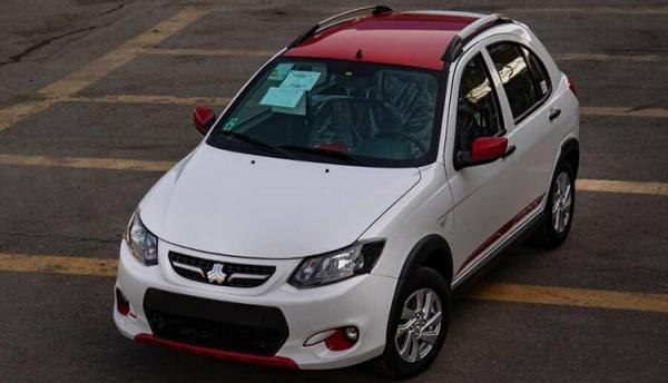 فراوری ارزان ترین خودروی اتوماتیک کشور در پارس خودرو