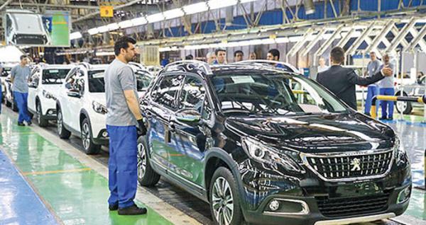 خودروسازان خارجی نمی توانند از بازار ایران چشم پوشی کنند