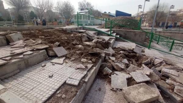 طرح های جدید دامنِ چشمه علی شهر ری را می گیرد؟