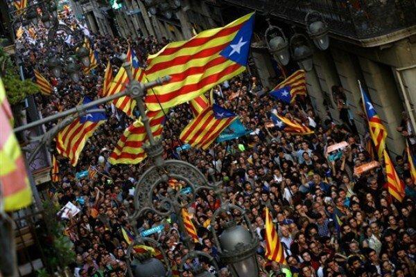 احزاب طرفدار استقلال کاتالونیا اکثریت را در مجلس در دست گرفتند