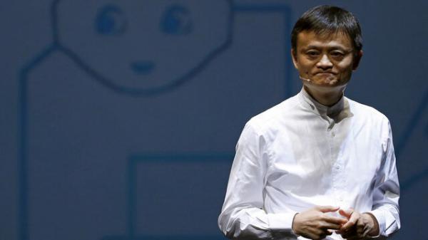 حذف جک ما از فهرست کارآفرینان برتر چین