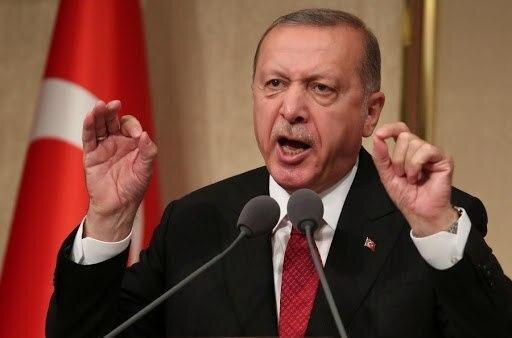 واکنش اردوغان به ریزش لیر، شرایط به زودی تغییر خواهد نمود