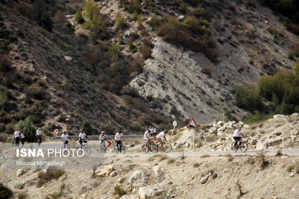 مسابقات پیش فصل دوچرخه سواری کوهستان در طرقبه برگزار گشت