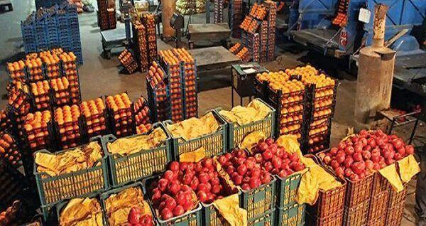 خبرنگاران عرضه سیب و پرتقال شب عید از فردا در تهران شروع می گردد