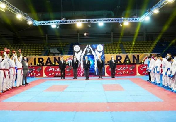 لیگ برتر کاراته، تیم های صعود کننده چهار گروه اول مشخص شدند