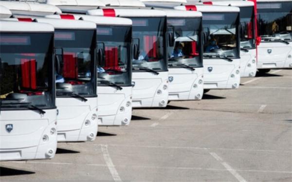 هدف گذاری برای خریدحداقل500 دستگاه اتوبوس در امسال