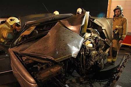 تصادف مرگبار بامدادی با 6 کشته و مصدوم در استان همدان
