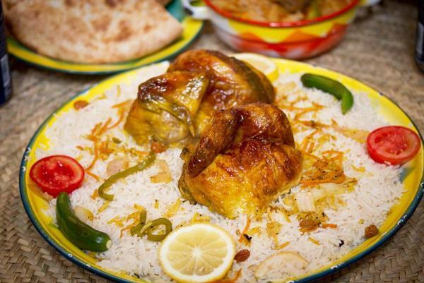 آشنایی با غذاهای سنتی عمان ، تصاویر