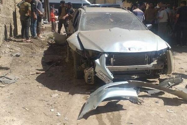 انفجار در عفرین سوریه دو کشته و چندین زخمی بر جا گذاشت