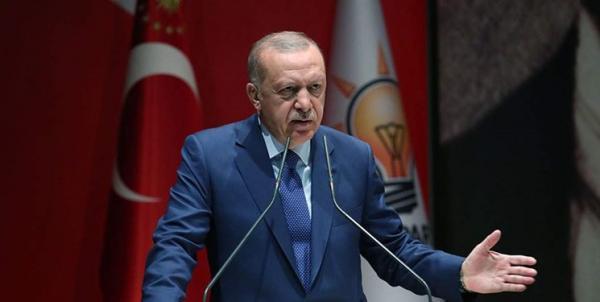 پافشاری اردوغان بر تداوم عملیات اکتشاف نفت و گاز در مدیترانه