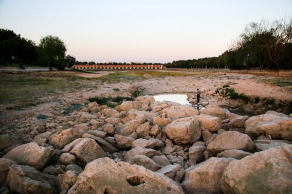 اعلام زمان رهاسازی آب زاینده رود
