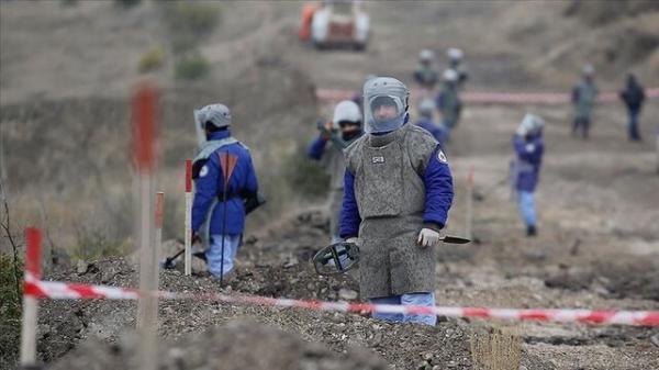 باکو در مقابل نقشه منطقه ها مین گذاری شده، زندانی تحویل ارمنستان داد