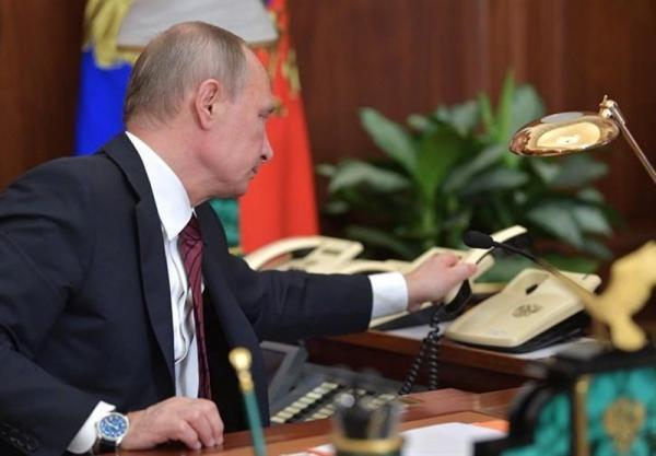 پوتین: روابط کنونی روسیه و اتحادیه اروپا مورد رضایت نیست