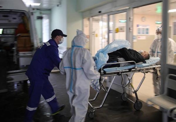 19 هزار شهروند روس دیگر به کرونا مبتلا شدند