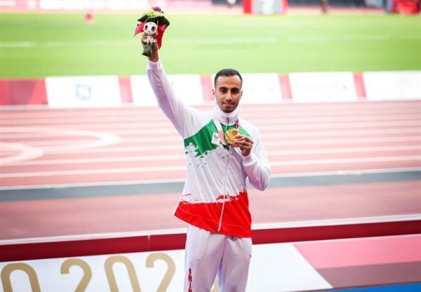 پارالمپیک 2020 توکیو، نارضایتی خسروانی با وجود کسب مدال طلا