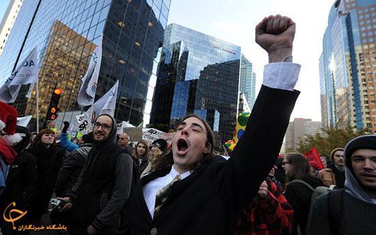 اعتراضات علیه سیاست های مالی در کانادا