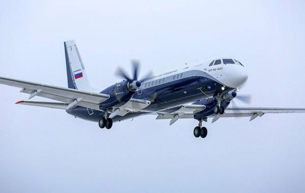 تور روسیه: روسیه فراوری هواپیمای نو ایلیوشین را در پی سقوط مدل مشابه به تعویق انداخت