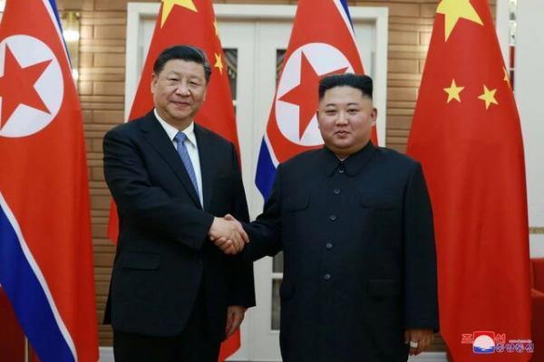 تورهای چین: تمایل رهبر کره شمالی برای توسعه روابط با چین